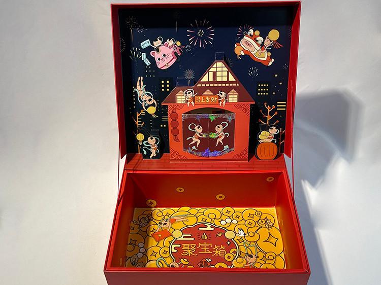 高端礼品盒定制-异形盒定制