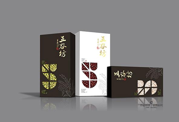 杂粮包装盒设计