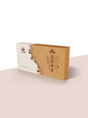 艾柱包装盒设计