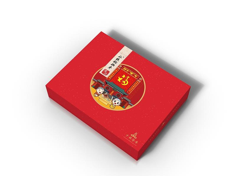 要想包装礼品盒定做好,创意插画少不了