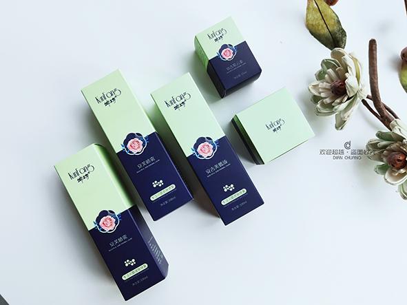 化妆品纸盒生产