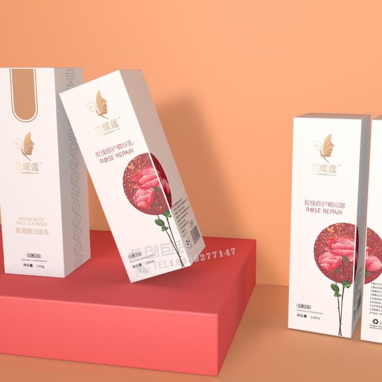 高端化妆品包装盒上的秘密: