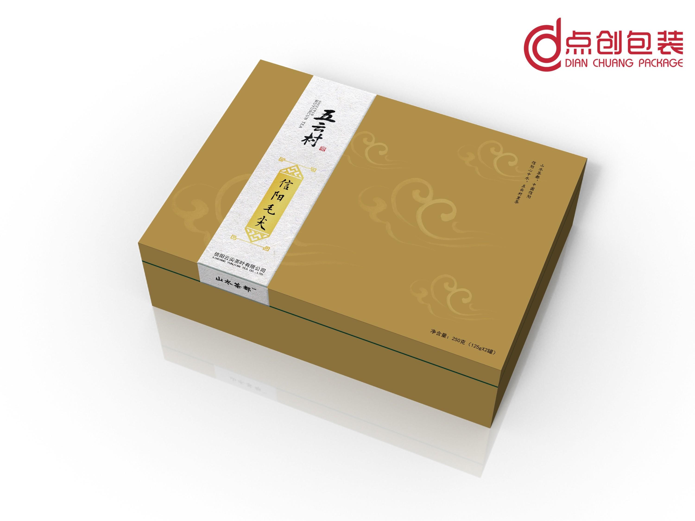 包装盒外形设计所遵循原则