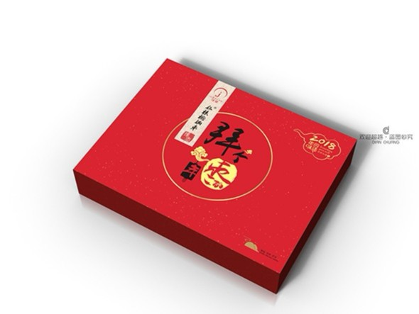 郑州的礼品包装盒制作过程您知道多少?