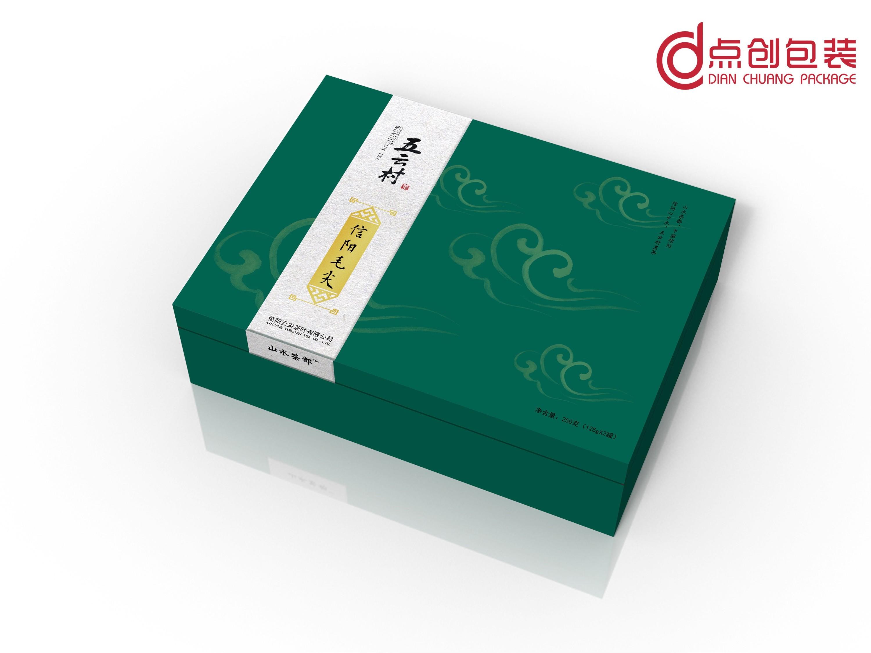 定制包装盒相较于通货包装盒的优势: