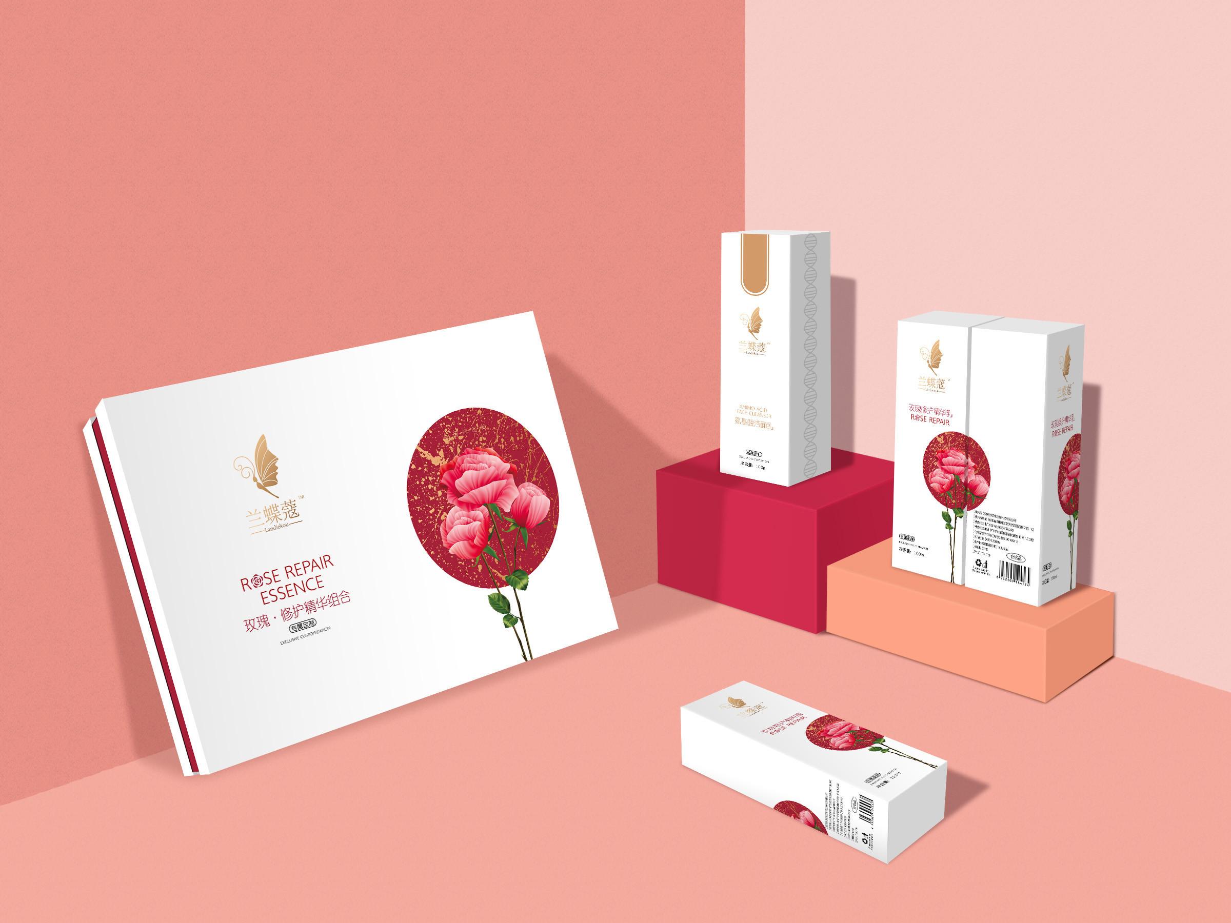 化妆品包装盒使用材料解析:
