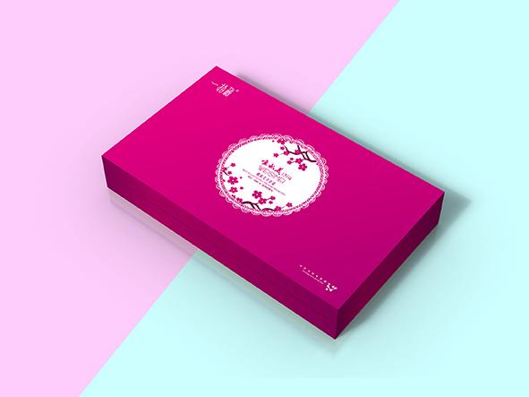 包装盒设计中文字的设计原则