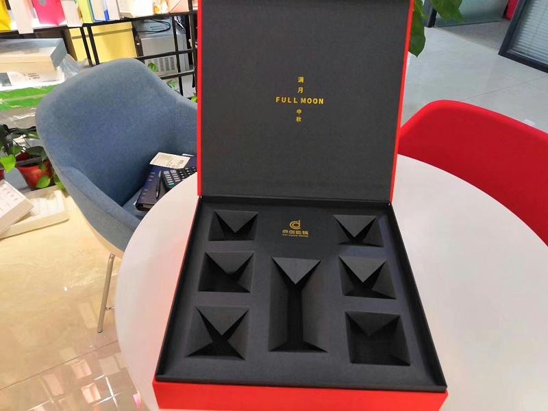 月饼包装盒定制厂