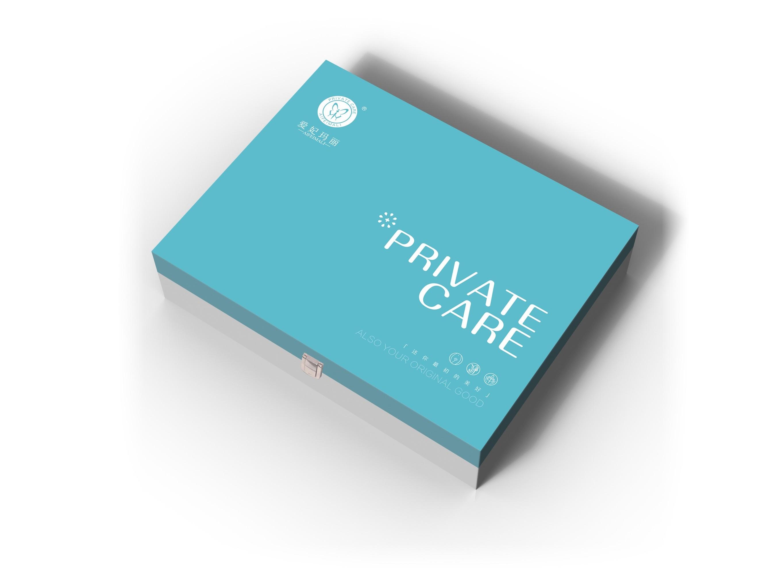 点创包装为美芝琳设计包装盒