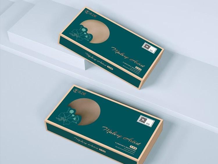 面部套盒定做-化妆刷抽拉盒定做-化妆品包装盒定做厂家