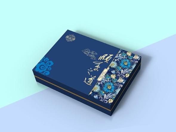 保健品包装盒设计