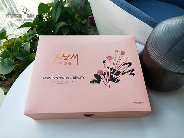 化妆品套盒设计