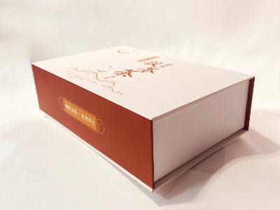 茯苓保健茶包装盒定做-高档礼盒定制厂家