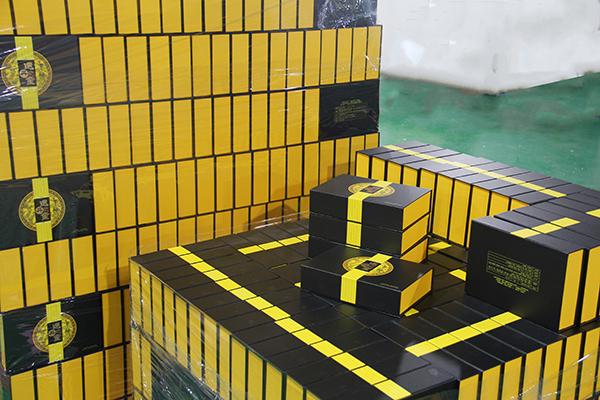 保健品包装盒--鹤颐堂
