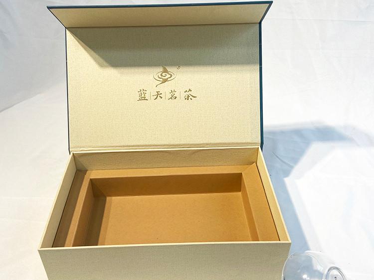 茶叶礼盒-精品礼盒-纸包板包装盒