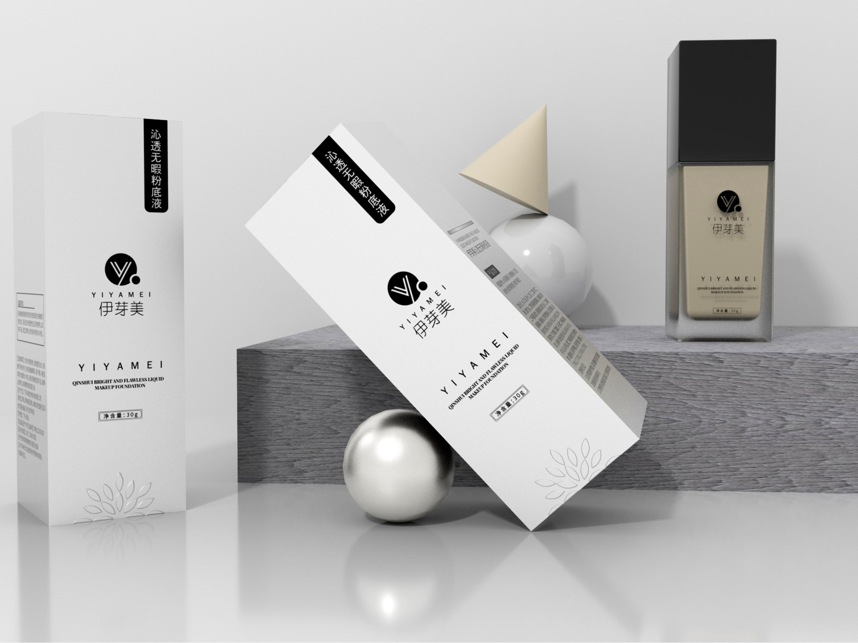 """包装盒定做过程中包装设计的""""美""""感运用"""