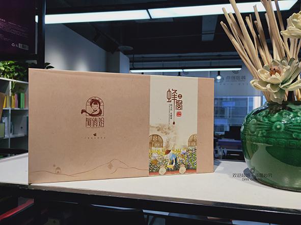 蜂蜜包装盒定制