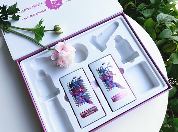 女性私护包装盒定制