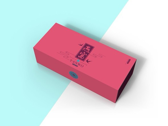 礼品包装盒的步骤