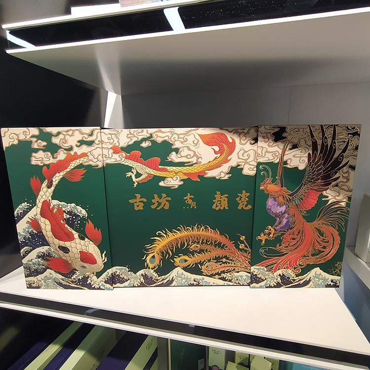 陶瓷精品礼盒定制厂家