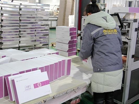 包装盒定制中用到的特殊印刷工艺