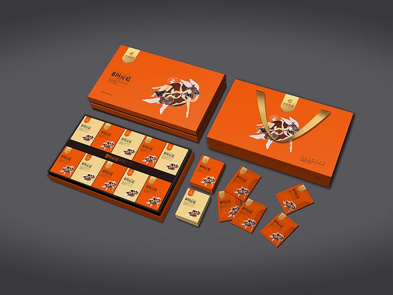 包装盒设计的定位--(特色和档次)