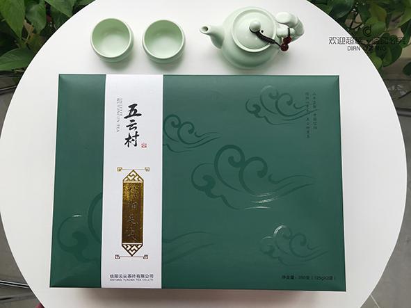 茶叶盒包装盒定做厂家