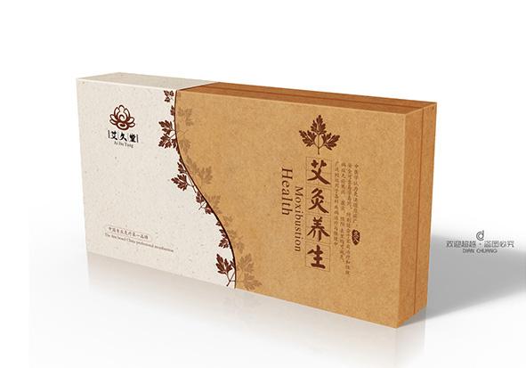 养生产品包装盒
