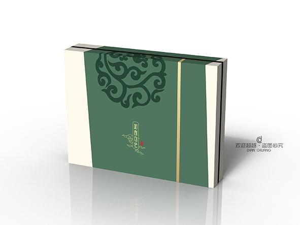 养生类包装盒