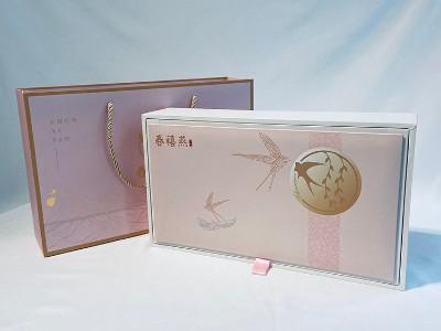 燕窝包装盒生产