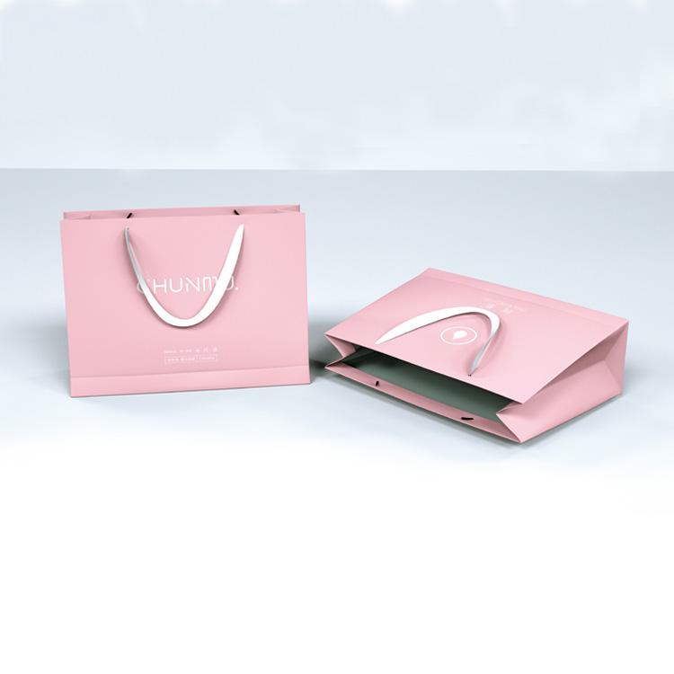 化妆品包装盒手提袋