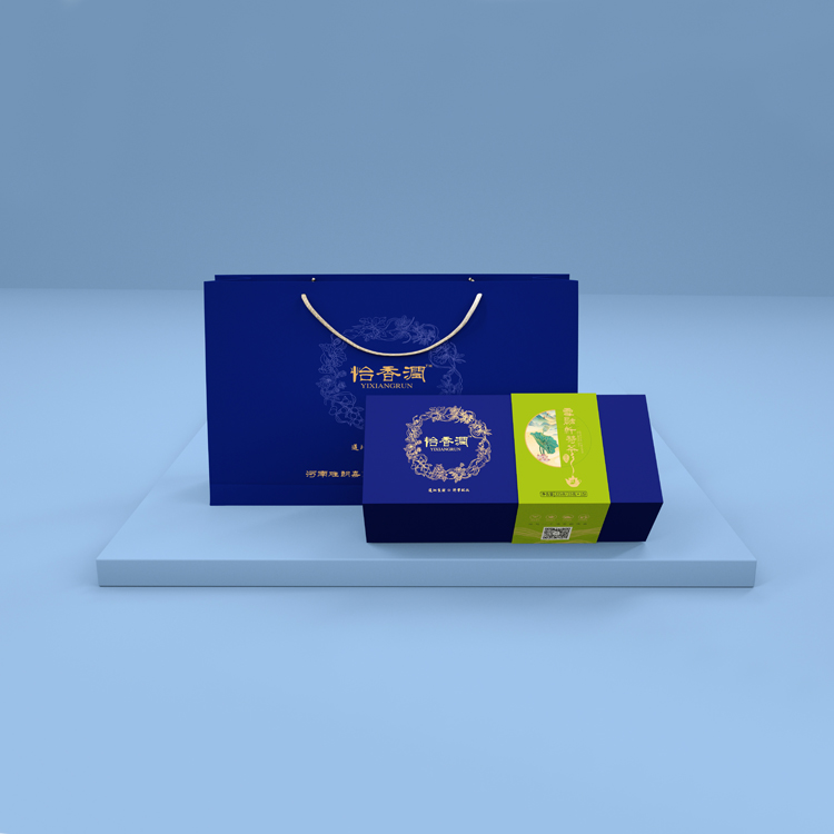 通用茶叶包装盒定制