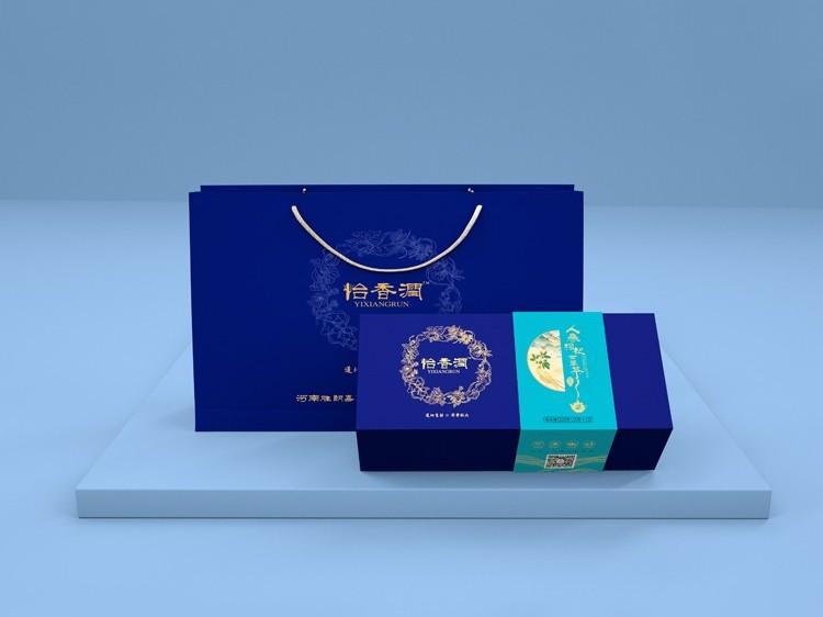 通用茶叶礼盒-高端精品盒-茶叶包装盒定制厂家
