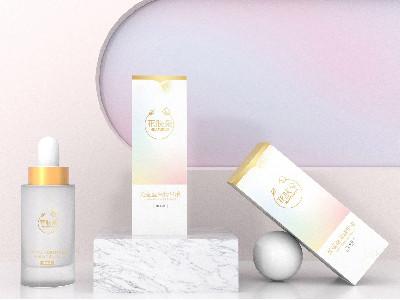 护肤品花盒-卡纸盒定做-单支盒生产厂家-彩妆包装盒