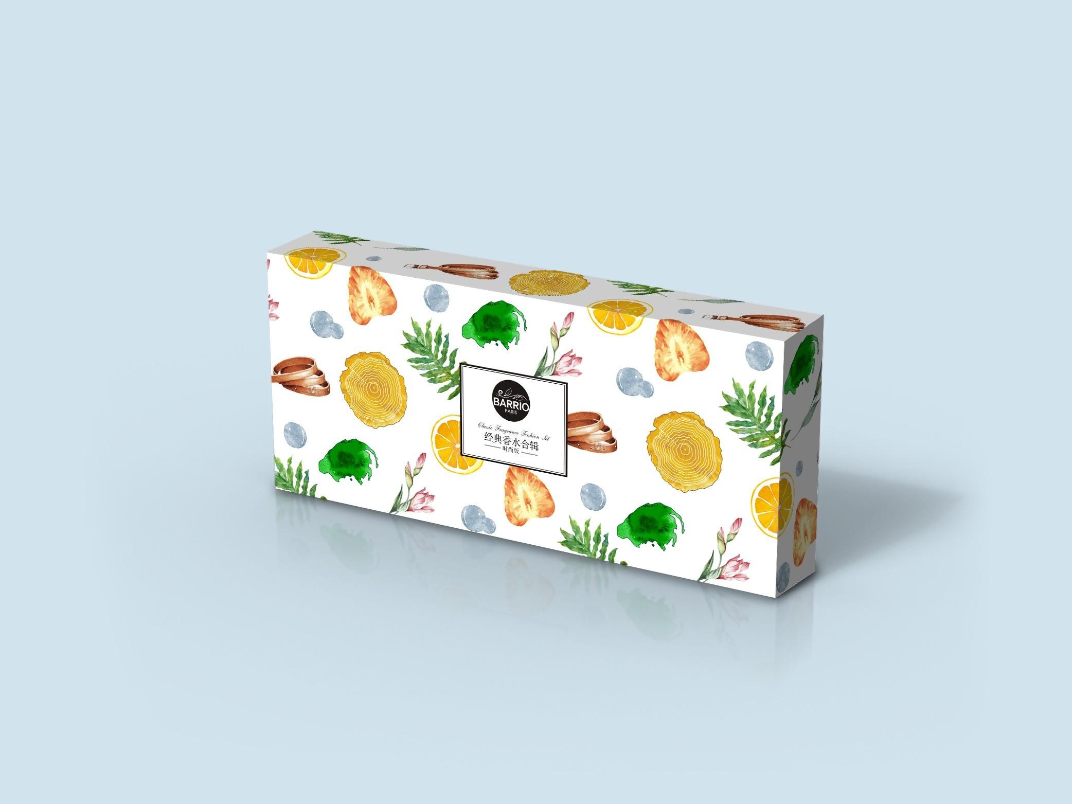 高端包装盒定制中色彩的特性有哪些呢