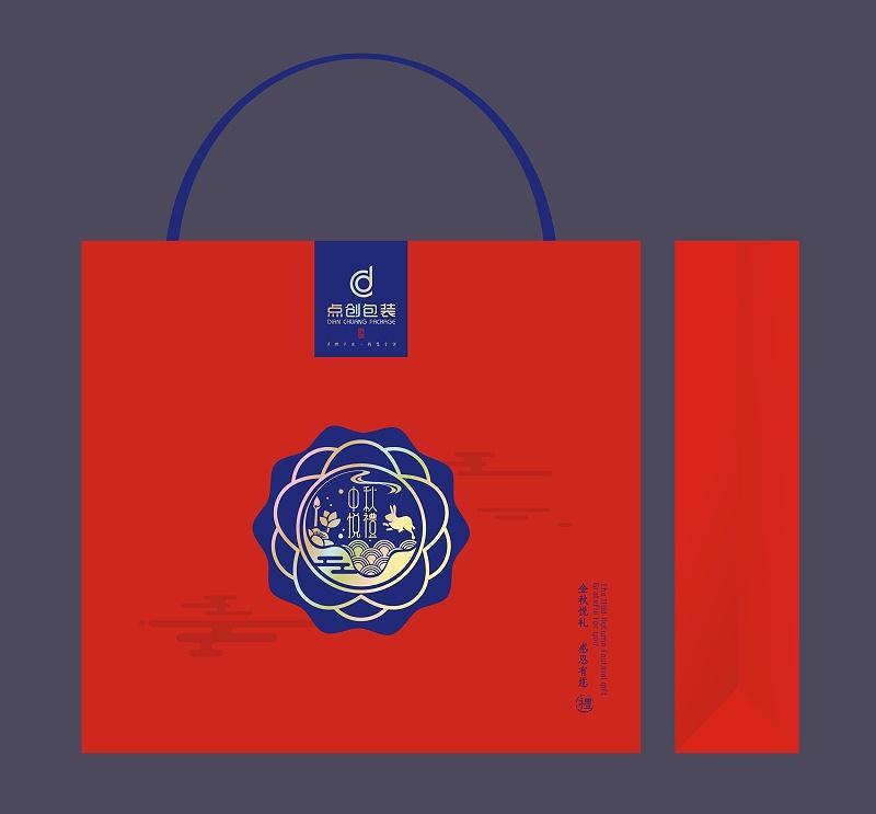 礼品包装盒设计图