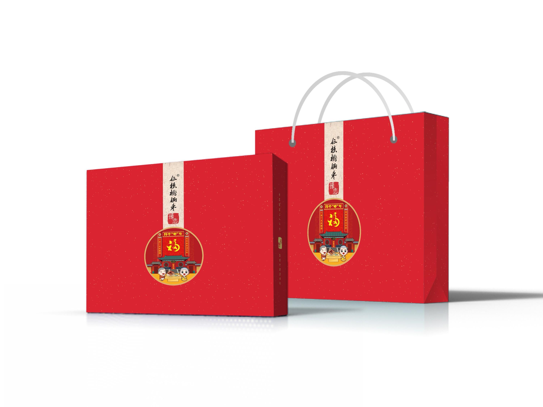 刺绣形式在现代礼品包装设计上的体现