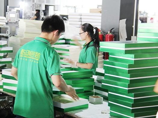 郑州包装盒厂家告诉你如何避免包装色差呢?