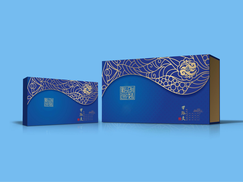 包装盒设计常用的三大风格