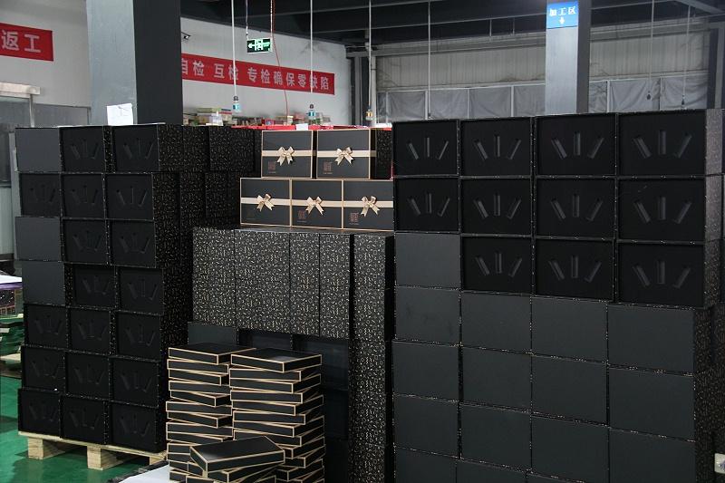 郑州包装盒定制-近代包装的发展