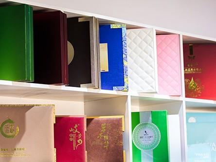 礼盒包装制作工艺/流程