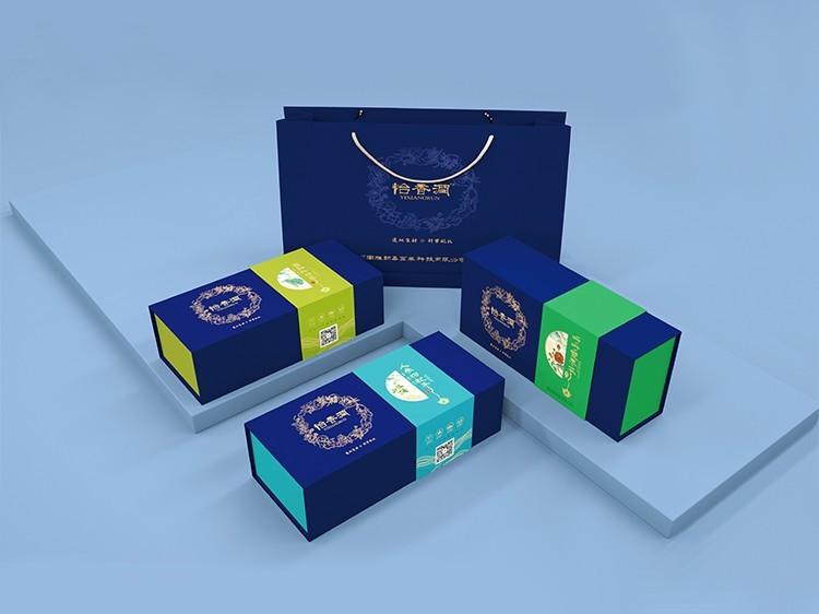 通用茶叶礼盒和专业礼品盒定制差的不止是价格距离