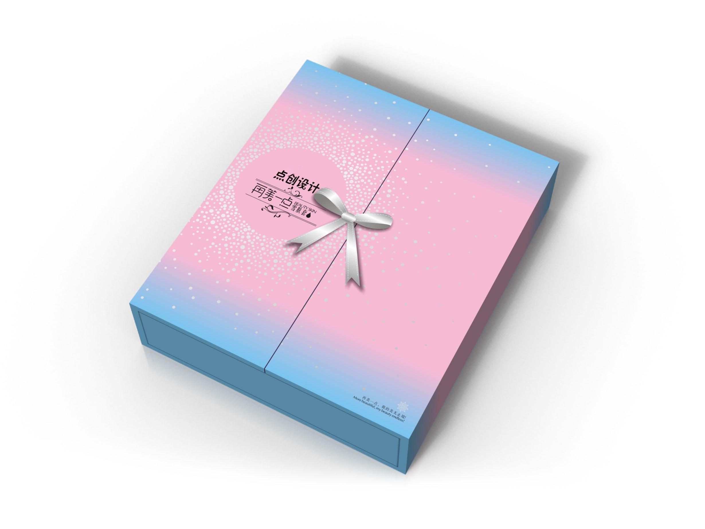 定做化妆品包装盒中烫银工艺和银卡逆向的区别