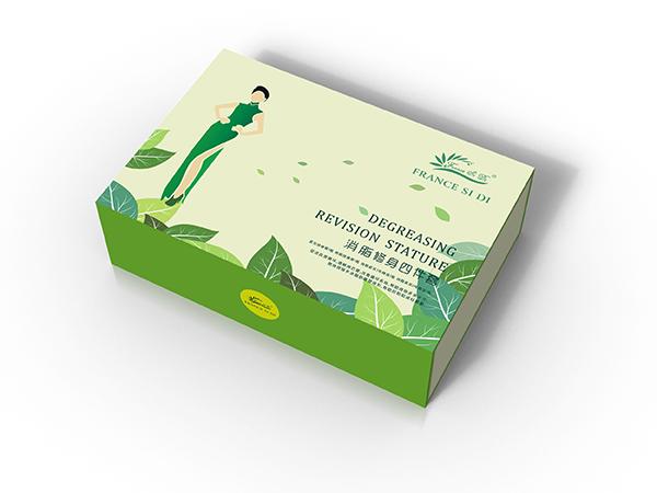 包装盒设计-消脂减肥套