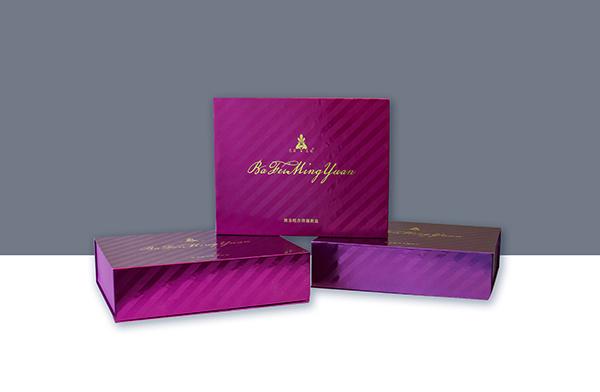 化妆品包装盒样本