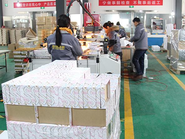化妆品包装盒生产