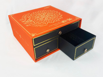 茶叶礼盒-精品茶叶包装盒定制厂家