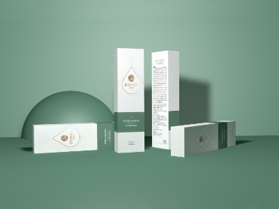 化妆品盒子-高档礼盒-化妆品包装盒定制厂家