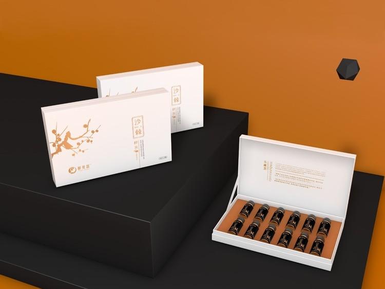 保健品精品盒-保健品包装盒定制厂家-郑州点创包装盒定做厂家