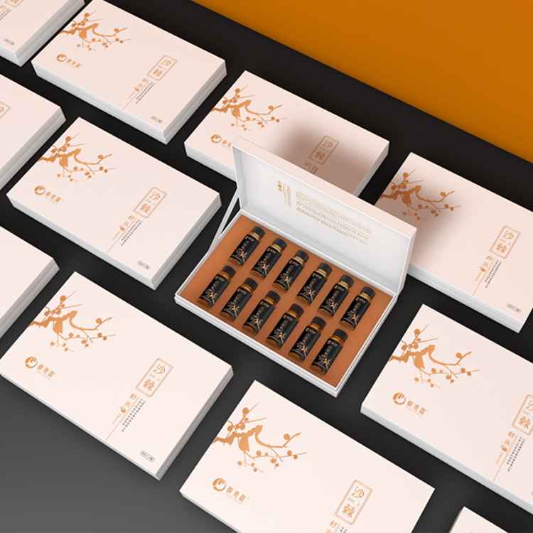 郑州保健茶包装盒定做